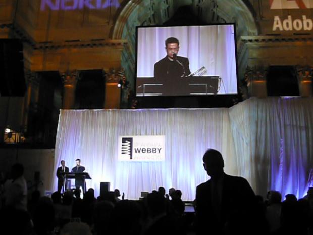 ibm.com wins a Webby Award