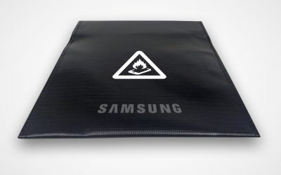 Dear Samsung: A suggestion for your recall packaging.